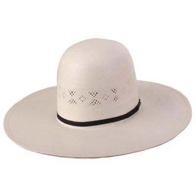 American Hat Co. Men's Rancher Crown Sand Straw Hat