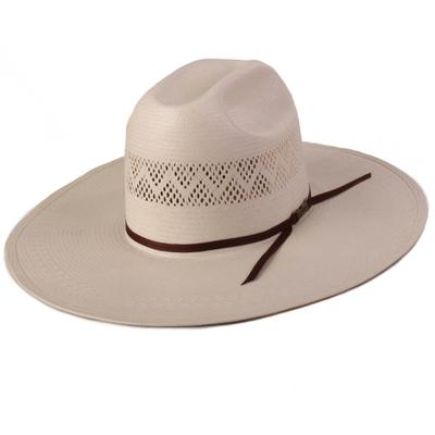 American Hat Co. Men's 2CCHOC Straw Hat