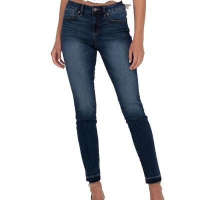 Miss Me Women's Simple Love Skinny Jeans