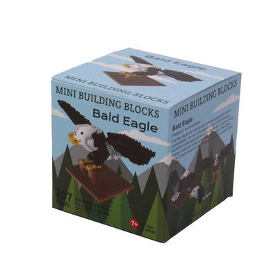 Bald Eagle Mini Building Blocks