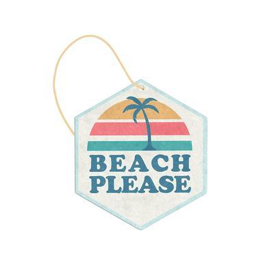 Beach Ocean Air Freshener