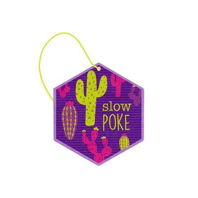 Lavender Cactus Air Freshener