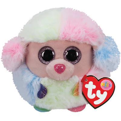 Rainbow Puff Poodle