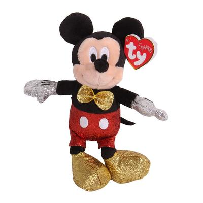 Red Sparkle Micky Mouse