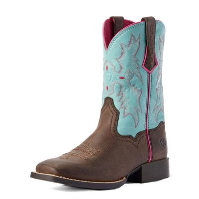 Ariat Girl's Tombstone Western Boots