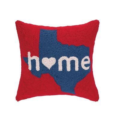 Home Texas Icon Pillow