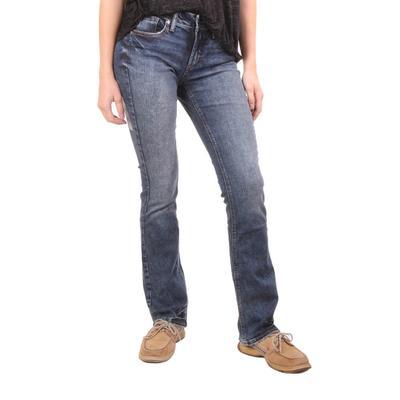 Silver Jeans Women's Elyse Slim Bootcut Jeans