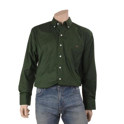 Resistol Men's Green Elliot Button Down Shirt