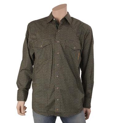 Resistol Men's Casper Snap Western Shirt