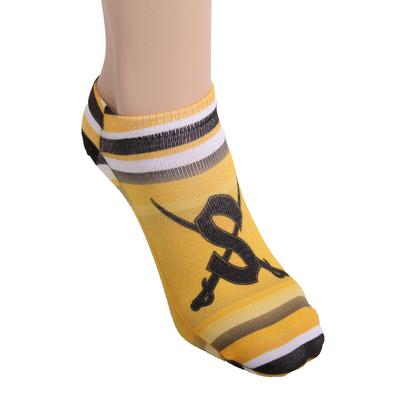 Adult No Show Game Day Socks SEGUIN