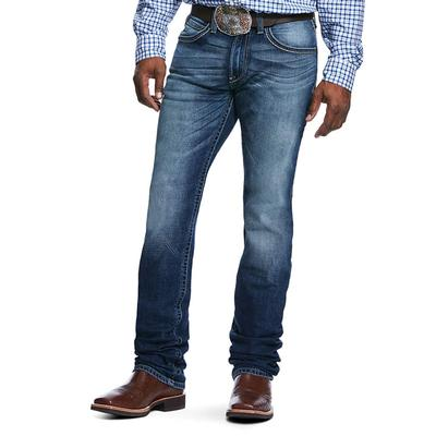 Ariat Men's M4 Outbound Cinder Relaxed Fit Straight Leg Jeans