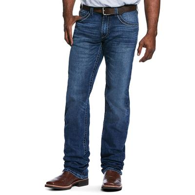 Ariat Men's M5 Slim Stretch Summerland Straight Leg Jeans