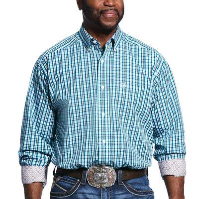 Ariat Men's Wrinkle Free Verdon Classic Fit Shirt