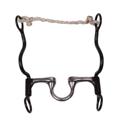 Dutton Cavalry Ported Snaffle Bit