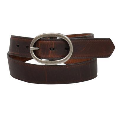 Men's Oiled Leather Brown Belt