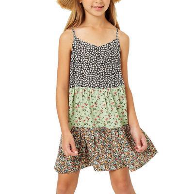 Hayden Girl's Floral Swing Dress