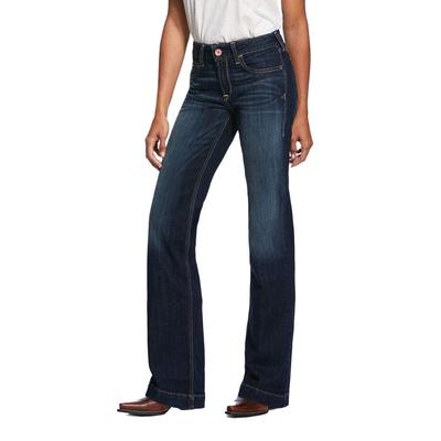 Ariat Women's Perfect Rise Trouser Jeans