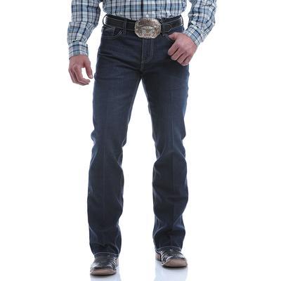 Cinch Ian Men's Dark Wash Slim Rise Boot Cut Jeans