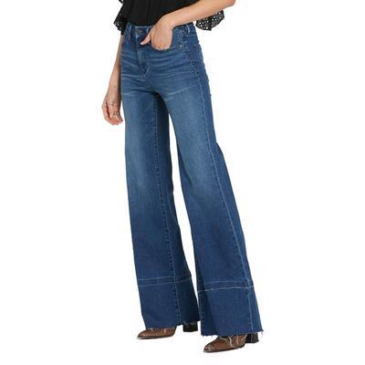 Dear John Women's Demy Wide Leg Trouser Jeans