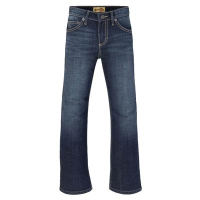 Wrangler Boy's Vintage Boot Cut Jeans