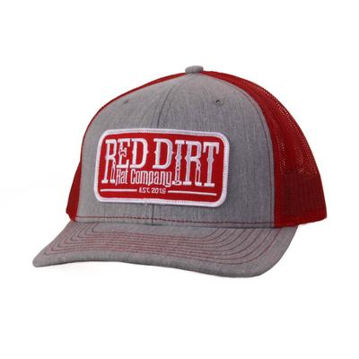 Red Dirt Hat Co.'s Red Patch Cap