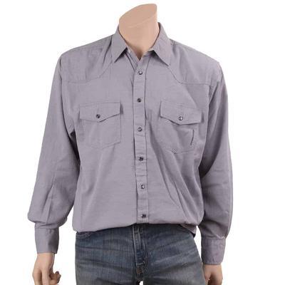 Resistol Men's Silver Snap western Shirt