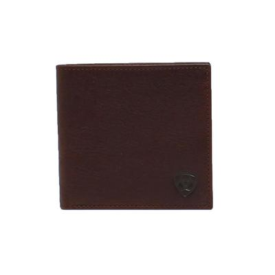 Ariat Large Shield Concho Bifold Wallet