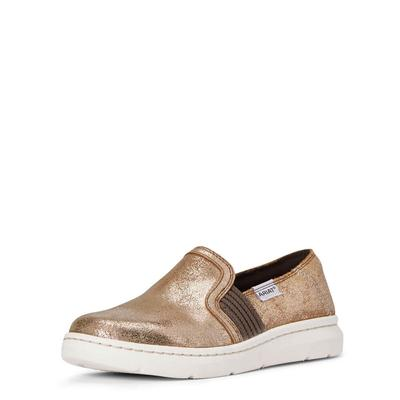 Ariat Women's Ryder Metallic Slip- Ons