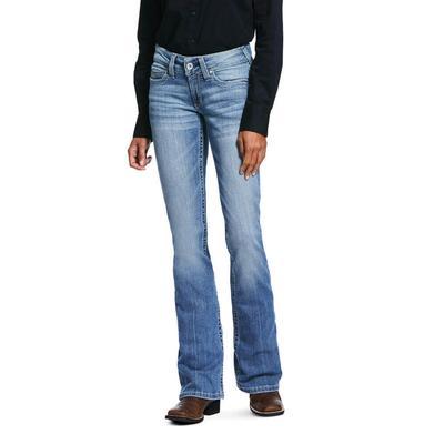 Ariat Women's R.E.A.L.Boot Cut Jeans
