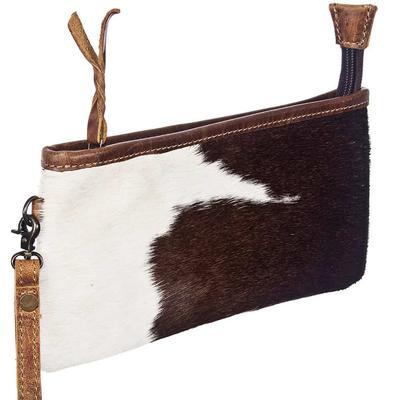 American Darling Cowhide Hair Bag With Zipper