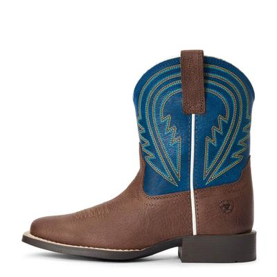 Ariat Boy's Chocolate Lil' Hoss Western Boots
