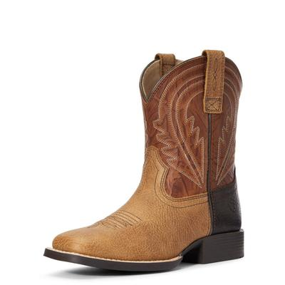 Ariat Boy's Cottage Lil' Hoss Western Boots