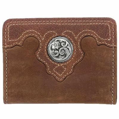 Men's Gaucho Bi-Fold Wallet