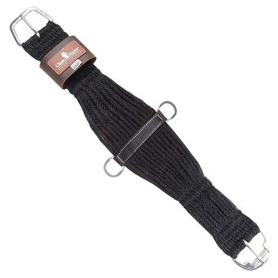 Classic Equine MoHair Cinches BLK
