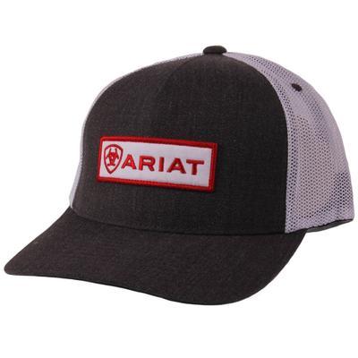 Ariat Men's Grey With Patch Cap