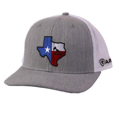 Ariat Men's Texas State Oil Rig Cap
