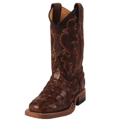 Horse Power Youth Chocolate Nile Boots