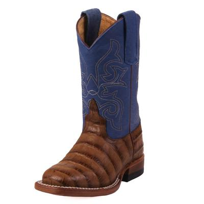 Horse Power Youth Toasted Caiman Boots