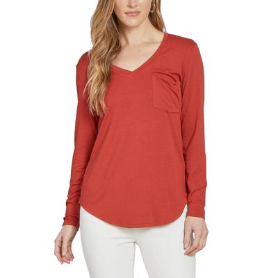 Another Love Women's Molly Long Sleeve Top PALBLSM