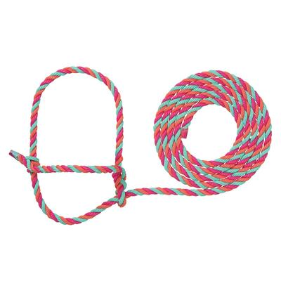 Cow Poly Rope Halter H37