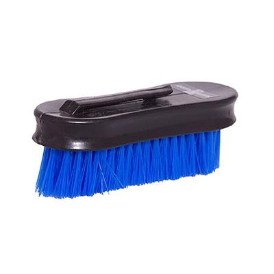 Blue Bristle Pig Face Brush