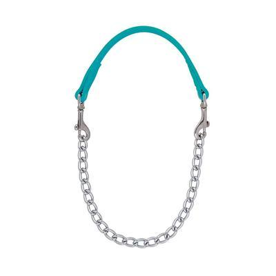 Brahma Webb Chain Goat Collar TEAL
