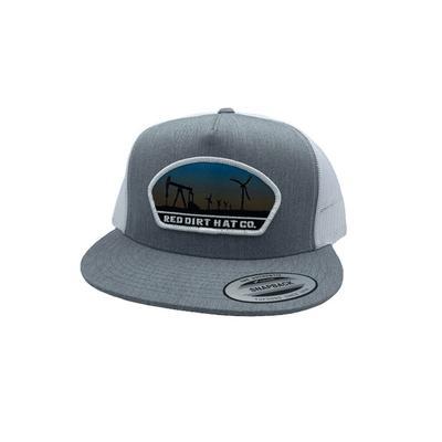 Red Dirt Hat Co.'s Grey Plains Cap