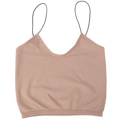 Women's Thin Strap Brami Top