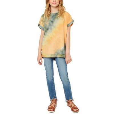 Hayden Girl's Tie Dye T-Shirt