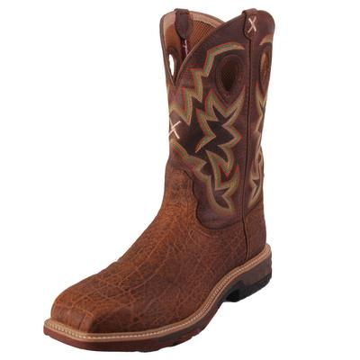 Twisted X Men's Western Work Safety Toe Boots