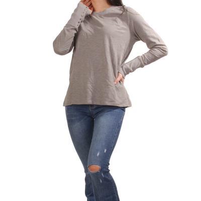 Dear John Women's Clove Long Sleeve Top