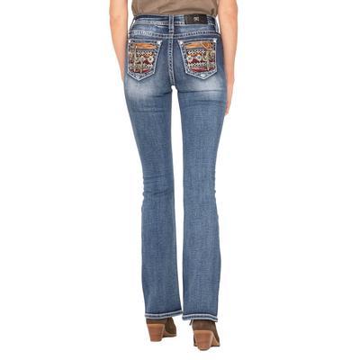 Miss Me Women's Desert Sun Bootcut Jeans