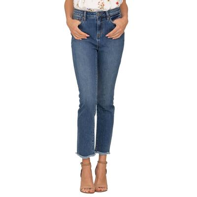 Miss Me Women's High Waisted Straight Jeans