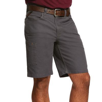Ariat Men's Rebar Durastretch Charcoal Shorts